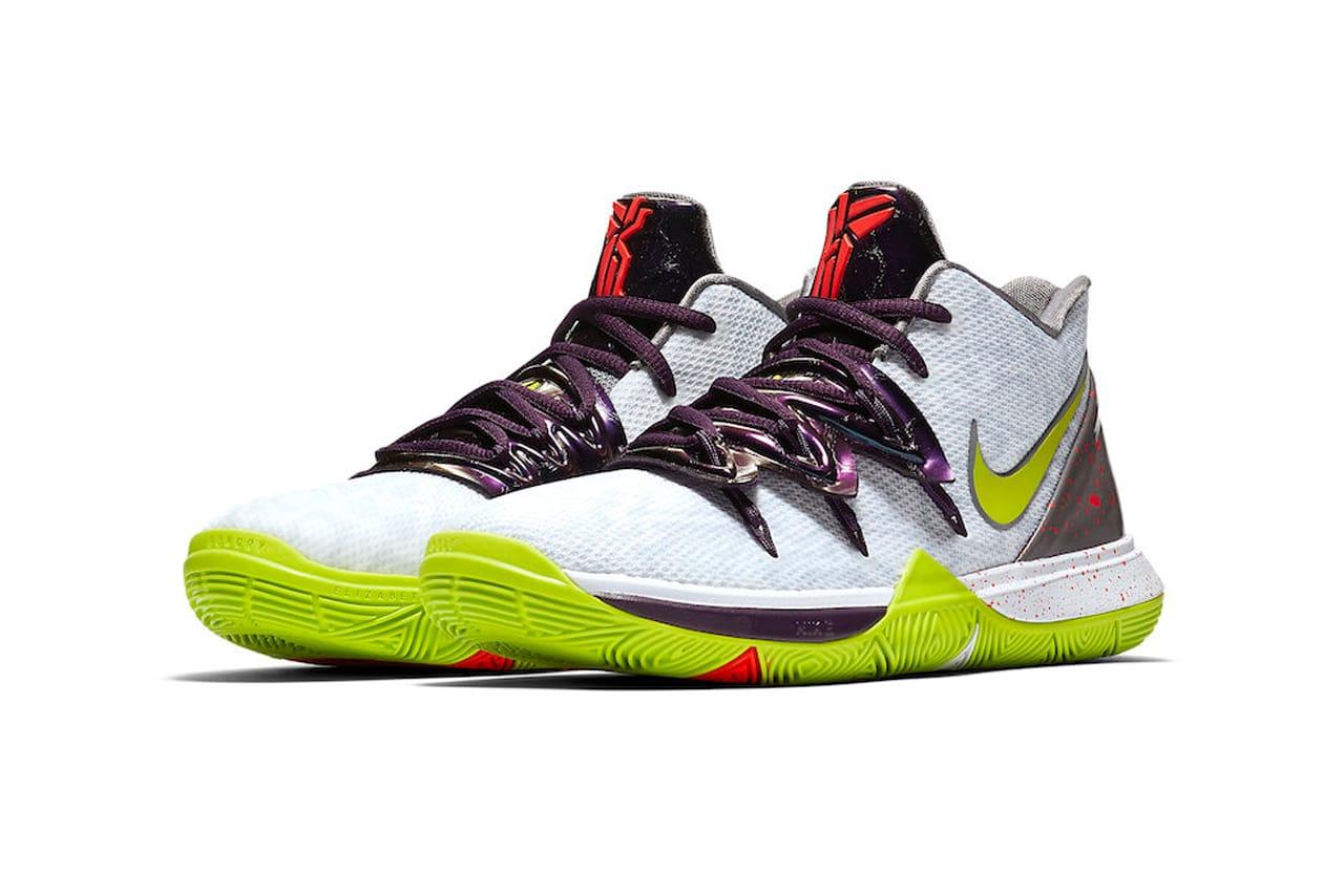 Nike Kyrie 5 'Mamba Mentality' White