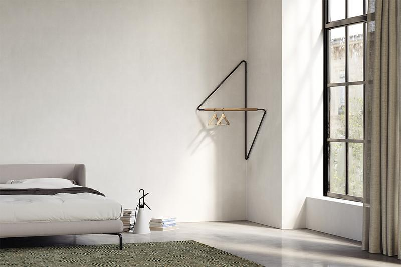 SMPDO Ugao Minimalist Clothing Rack Release Info furniture home household design contemporary nomadic