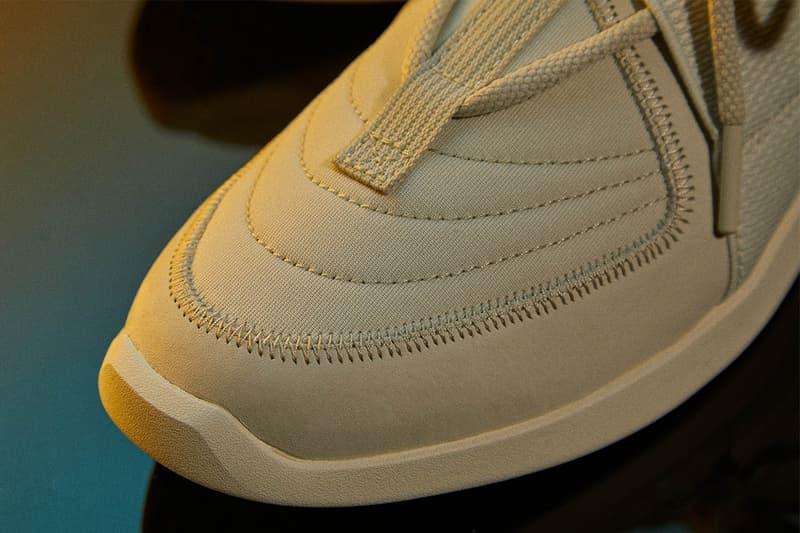 pretty nice d84f2 c57a3 Nike Air Fear of God Raid Light Bone Release Info jerry lorenzo Raffle