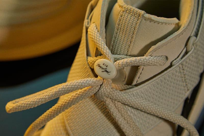 394013e56d91c Nike Air Fear of God Raid Light Bone Release Info jerry lorenzo Raffle