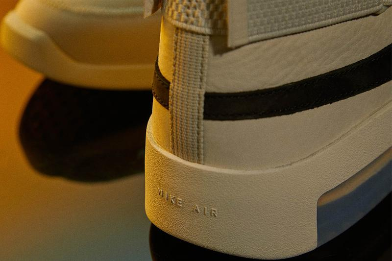 Nike Air Fear of God Raid Light Bone Release Info jerry lorenzo Raffle