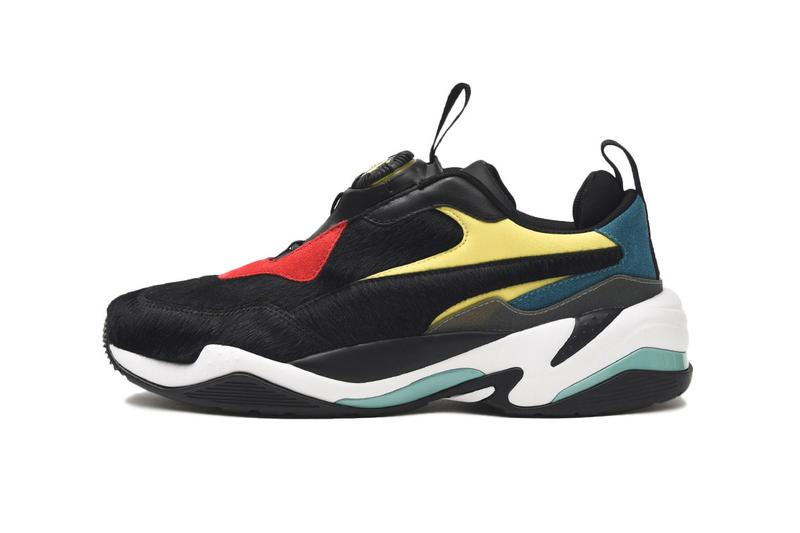1771a427 ABC-MART x Puma THUNDER SPECTRA Disc Premium 40th Anniversary Special Model  Limited Edition Rare