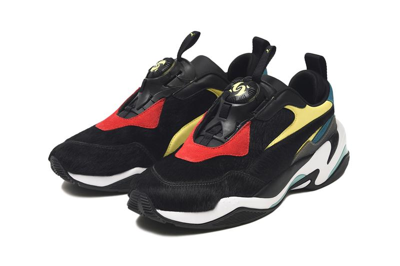 ABC-MART x Puma THUNDER SPECTRA Disc Premium 40th Anniversary Special Model Limited Edition Rare Exclusive Pairs Japan Drop Date Release Information Footwear Kicks Sneakers