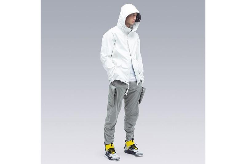 ACRONYM Spring/Summer 2019 Collection Drop 1 techwear errolson hugh J41-GTV J76-GT J69-GT J73-WS J36-S P10A-E P32-DS P32-S P27H-DS P22-DS P22-S P24A-S J46-FO J65-AK J65-KM J74-PX P27-DS S8-DS 3A-13TS 3A-3TS 3A-5TS trousers jackets gore tex gore-tex goretex schoeller dryksin