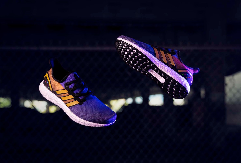58835103eff Captain Marvel & Thanos adidas AM4 for Footlocker | HYPEBEAST
