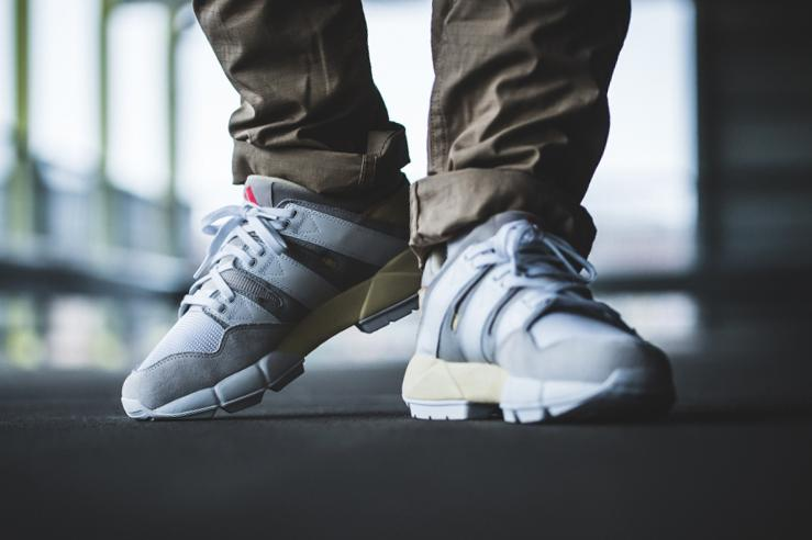 adidas eqt cushion 2 sneakers shoes grey gray beige white release info details where to buy price cost iimages pics pictures images new