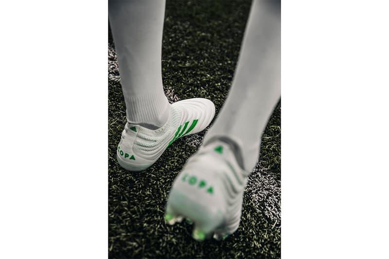 adidas Football Virtuso Pack Copa Nemeziz X18 Predator Boots White Tennis Green Neon Yellow Hot Pink Retro Classic OG Blue Oreo Boost Ice Sole Release Drop Date Paul Pogba ASAP Ferg Bale Kean Messi Salah Firmino Dybala Benzema