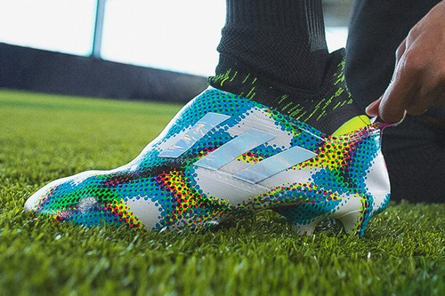 """adidas Football Inspires Player Creativity in Latest """"GLITCH"""" Virtuso Pack"""