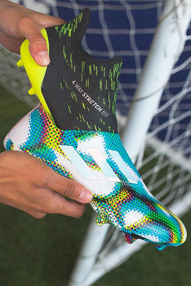 adidas Football Glitch Virtuoso Pack Boot Skin Interchangeable Customizable Starter Pack Apple iOS Android App €249 Euro Release Information Drop Date Where To Buy Player
