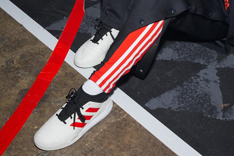 adidas Football x Paul Pogba Spring/Summer 2019 Collection Info Information Release Details Cop Purchase Buy Labile Midfielder Manchester United French National Team France James Harden Basketball