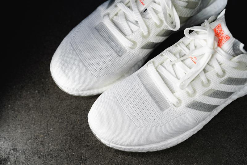 adidas futurecraftloop futurecraft loop 2019 april colors colorways cost price pics pictures images red orange blue navy grey white gray sneakers shoes spring summer 2021 beta program where to buy recyable