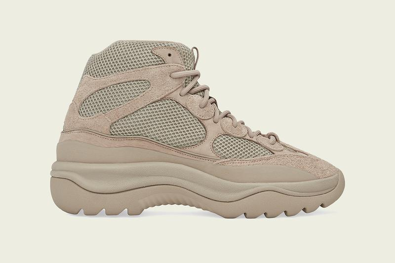 b970f2e7811e7 Kanye West adidas Originald YZY DSRT BT Rock Yeezy Desert Boot Season Six  Re release mixed