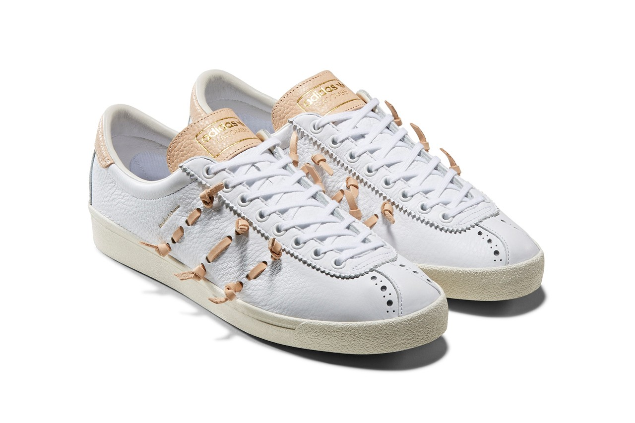 adidas Originals by Hender Scheme SS19 Collaboration collection spring summer 2019 lacombe black white sobakov sneaker leather ryo kashiwazaki japan april 26 2019 release date info buy