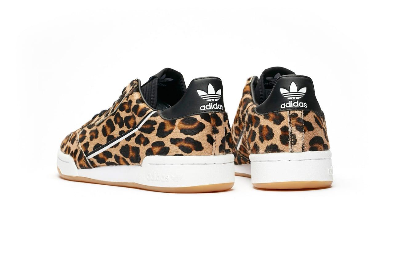 adidas Originals Continental 80 Leopard