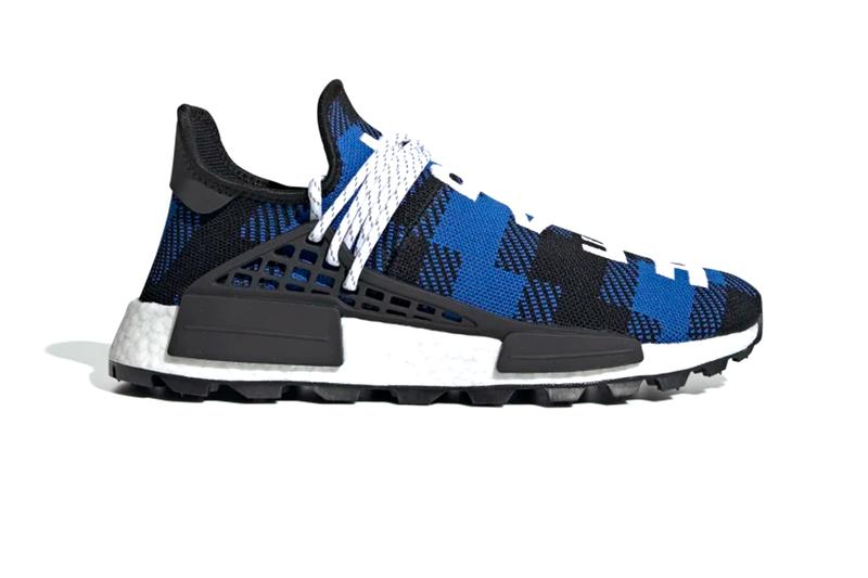 bcadabc7c adidas and Billionaire Boys Club Unveil Latest NMD Hu Streetwear Fashion  Menswear Billionaire Boys Club Pharrell