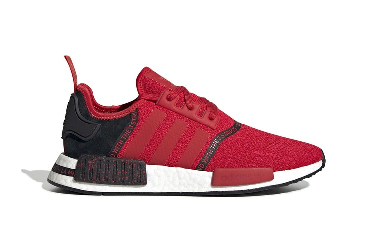 huge discount cc5b6 97f29 adidas Originals Adds Contrasting Speckles  Suede to the NMD R1. Footwear