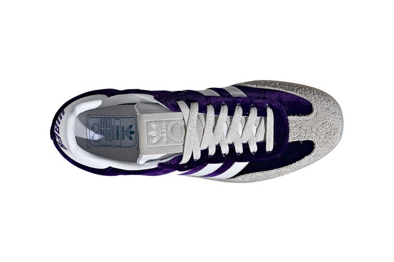 "adidas Originals Samba OG ""420"" release Info date drop buy april 19 2019 colorway stash pocket good vibes purple velvet db3001 Collegiate Purple Ftwr White Grey One"