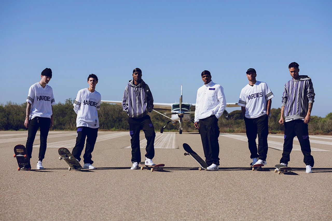 Hardies Hardware x adidas Skateboarding
