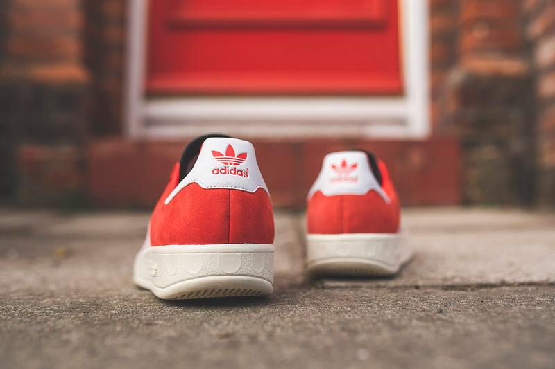adidas Trimm Trab Red/Blue Sneaker Info Shoes Trainers Kicks Footwear Cop Purchase Buy First Closer Look Merseyside Liverpool Everton Football Casual Archive Robert Wade Smith