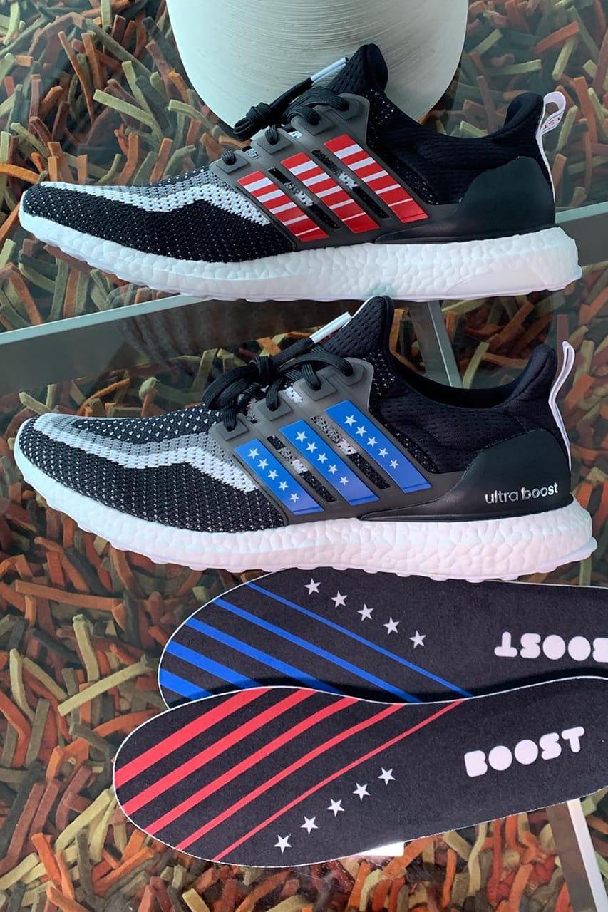 """adidas UltraBOOST 2.0 """"Stars \u0026 Stripes"""