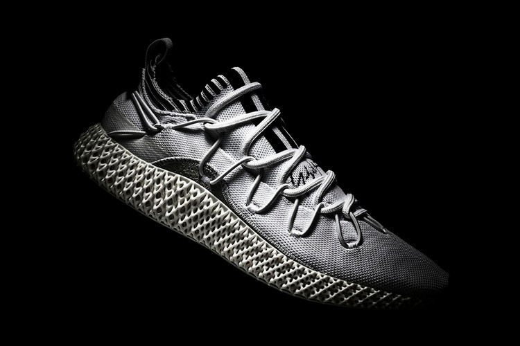 016037ea43a Y-3 RUNNER 4D II in White Features an All New