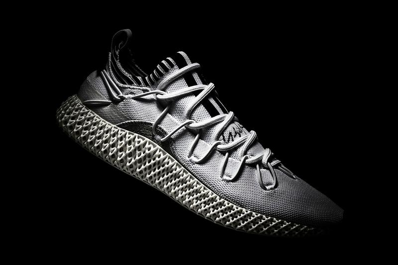 "Y-3 RUNNER 4D II in White Features an All New ""Bone"" Midsole"