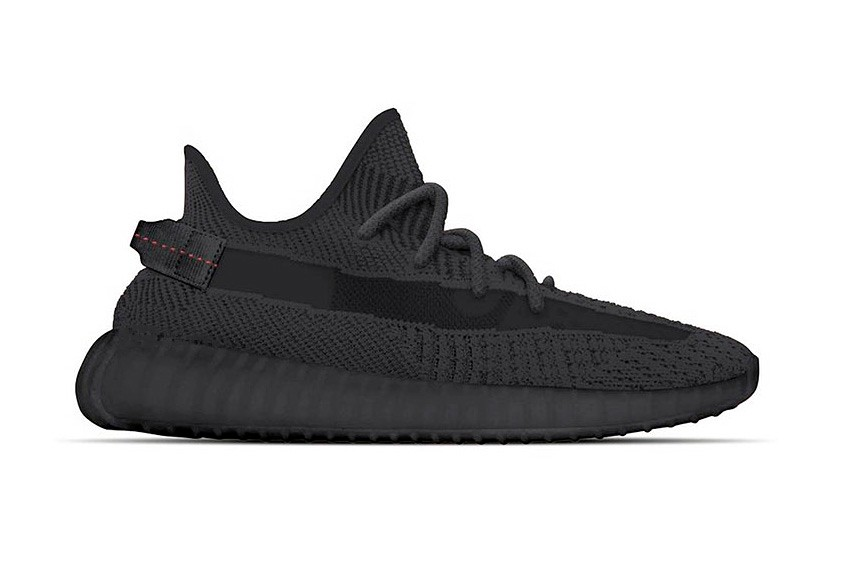 74b20b3992f1 adidas YEEZY BOOST 350 V2 All-Black Release