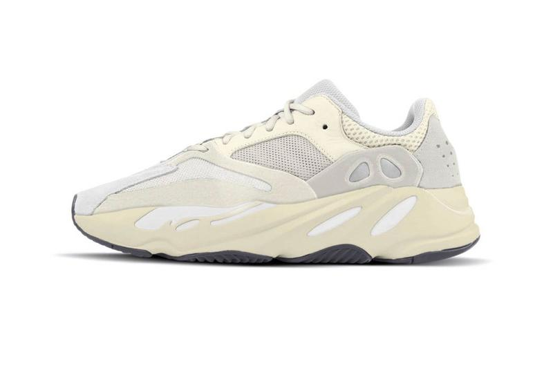 "adidas YEEZY BOOST 700 V2 ""Analog"" Now on StockX creme white grey kanye west sunday service"