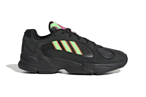 adidas' Yung-1 Is Splashed With Neon Accents