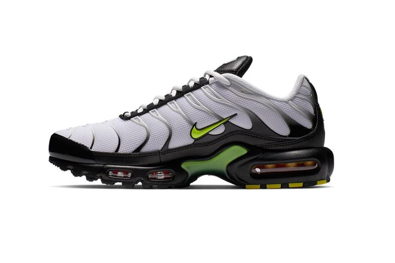 "nouvelle arrivee b8b62 41870 The Nike Air Max Tuned 1 ""Volt Gradient"""