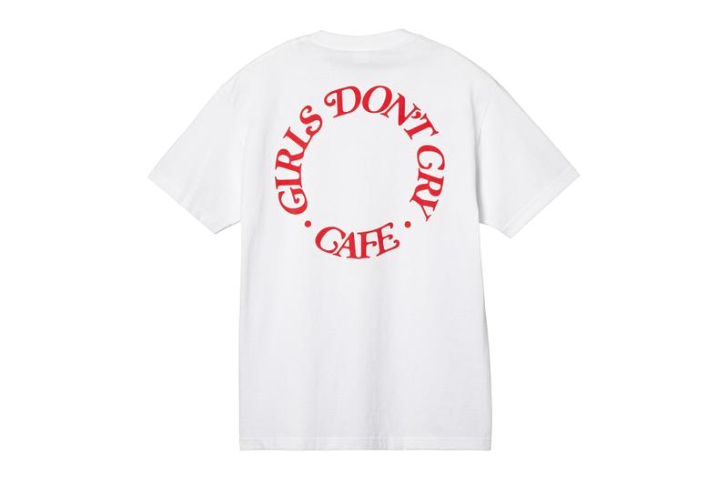 Amazon Fashion Girls Don't Cry AT TOKYO Release Cafe T-shirt Hoodie Verdy