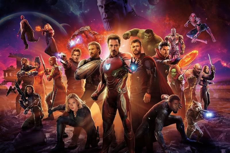 mcu marvel cinematic universe marvel studios comics avengers endgame iron man black widow captain america spider man hulk thor
