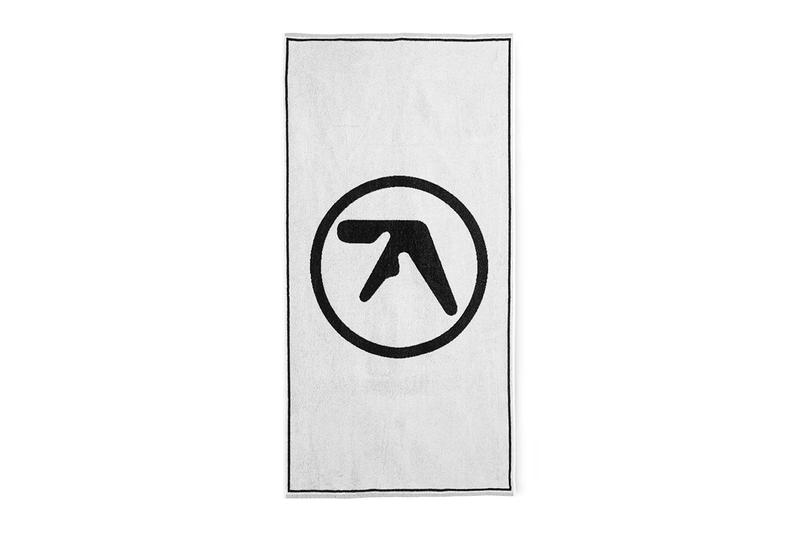 Aphex Twin Post-Coachella Show Merch Pop-Up Shop drop release date info hoodie umbrella towel plush richard d james tour california