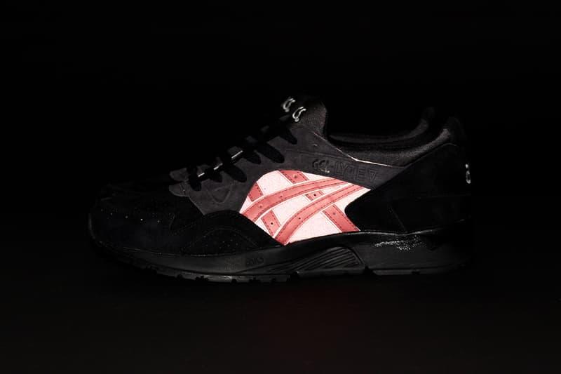 "KICKS LAB. x ASICS GEL-Lyte V ""KL-Shogun"" Collaboration sneaker drop release date info buy april 29 2019"