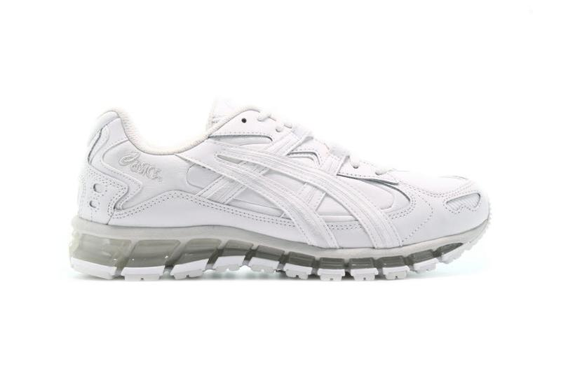 asics GEL Kayano 5 360 Triple White Sneaker Hybrid Release Information Drop Date Information Cop Spring Summer 2019 SS19 Chunky Dad Shoe OG Vintage Retro Silhouette Sneaker Signature Cushioning Gel Quantum 360 Sole