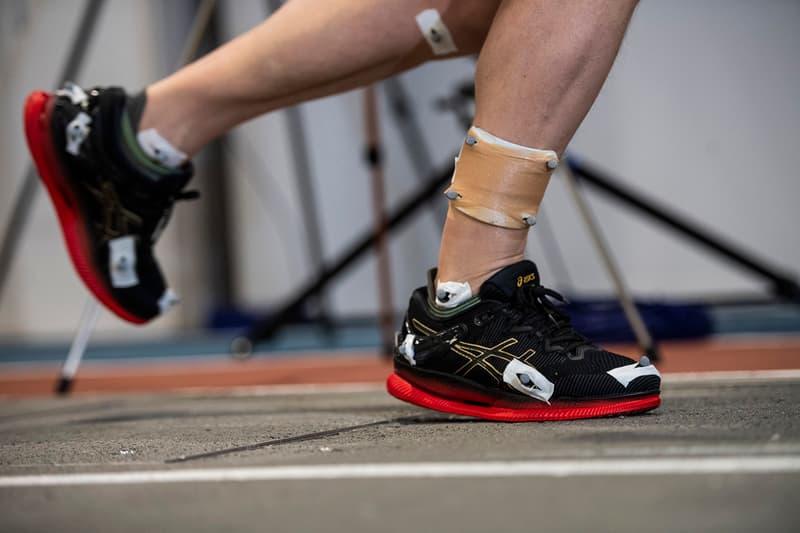 Sneaker Brands Innovation ASICS Institute of Sports Science IPSO Munich Kenji Kimihara Boston Marathon Nike Air Max