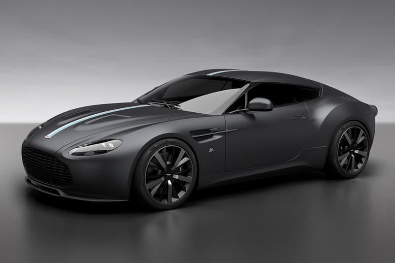 Aston Martin Vantage V12 Zagato 100 Anniversary Edition