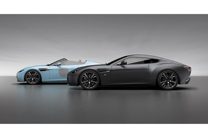 Aston Martin Celebrates Zagato's 100th Birthday With Special Edition Vantage