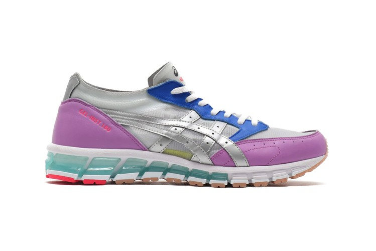 1c2f5c865465 atmos x ASICS  GEL-Inst.180 Livens up With Vibrant New Colorways