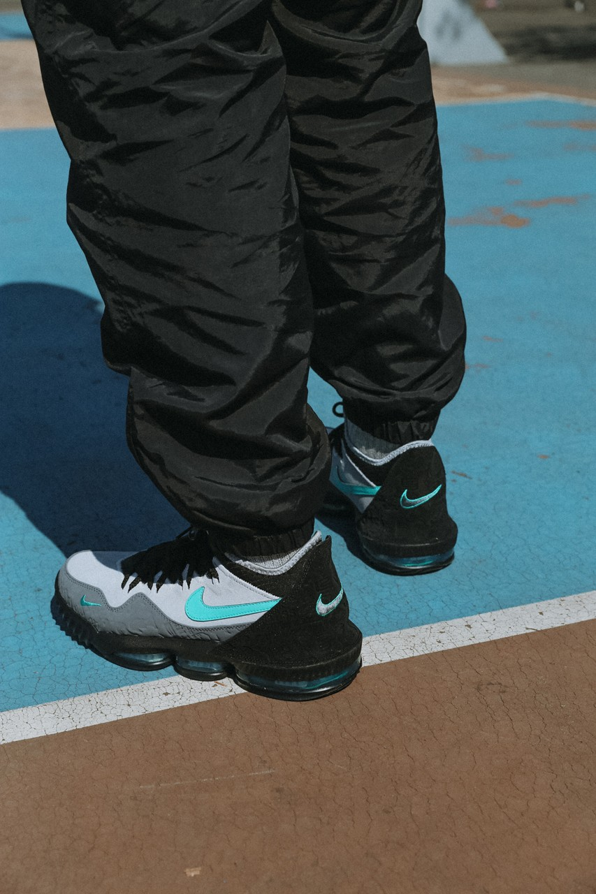 atmos x Nike Lebron 16 Low \