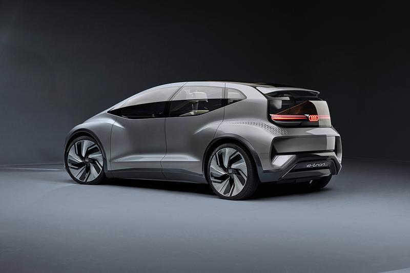 Audi AI:ME Concept Car Real Plants First Look Autonomous Electric Shanghai Auto Motor Show 2019 Vehicle Details News Specs Interior