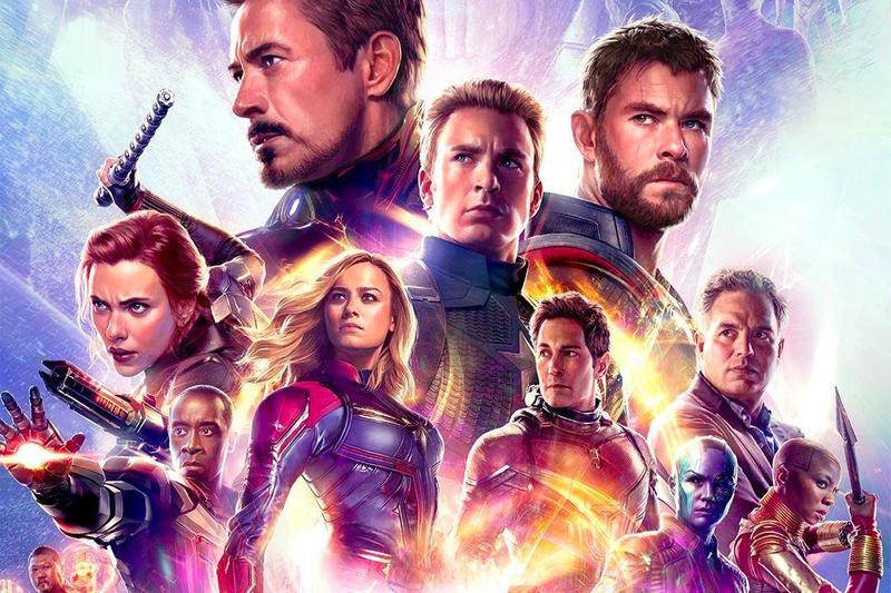 Avengers: Endgame Earns $156.7M USD on Opening Day Marvel cinematic universe comics iron man captain america thor black widow north america