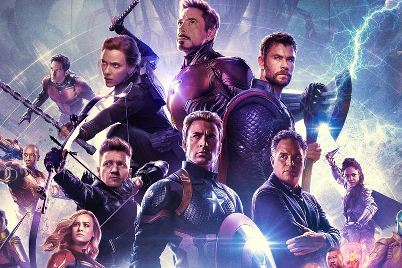 Avengers Endgame Has No Post-Credit Scenes  Iron Man Thor Captain America Ant Man Black Panther Age of Ultron Infinity War Spiderman 123 Hulk Ant Man Guardians of the Galaxy Vol Captain Marvel Infinity Saga Phase One Two Three