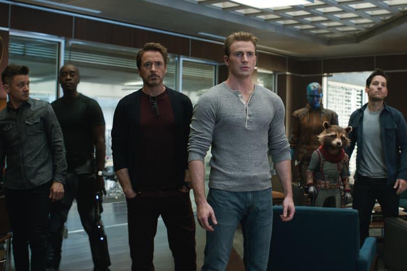 Avengers: Endgame Marvel Screenwriters Christopher Markus Stephen McFeely Living Tribunal