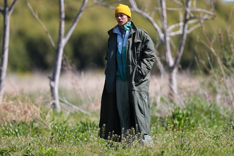 Awesome Boy Vintage Fall/Winter 2019 Lookbook japan collection fw19 vintage sportswear patchwork