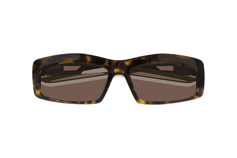 Balenciaga Exclusive Hybrid Colorway Hong Kong Fashion Sunglasses Summer Accessories Puyi Optical Collaboration Luxury Fashion