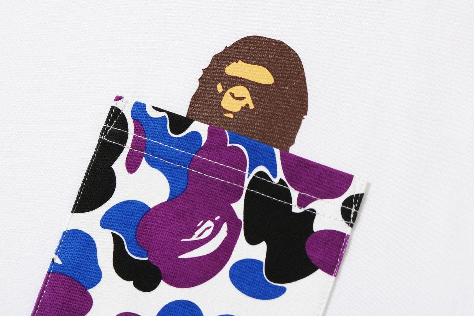 BAPE Hong Kong 13th Anniversary Capsule a bathing ape lookbooks baby milo china porter bags accessories