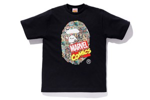 BAPE Unveils Full Marvel Comics Collaboration