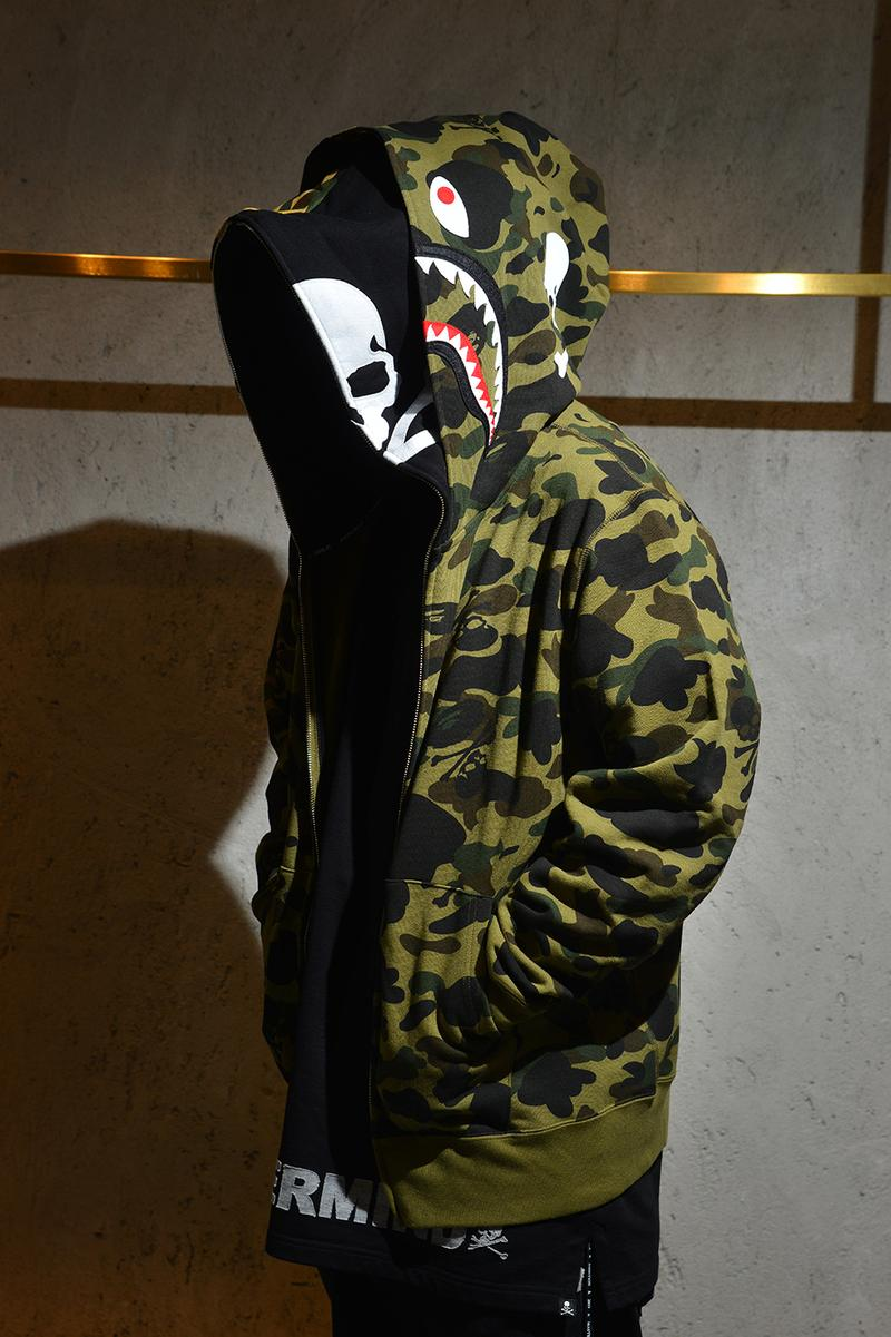 Bape Mastermind Japan 2019 Summer Capsule mastermind vs A BATHING APE 2019 Summer Capsule