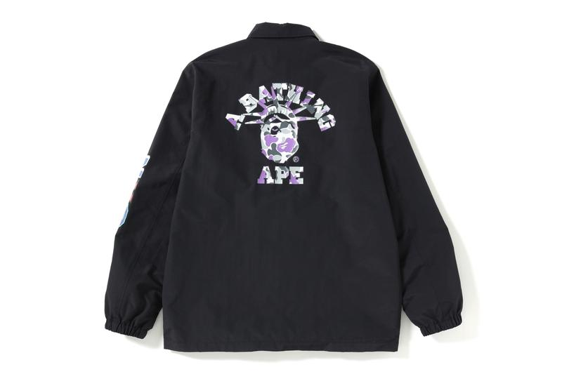 BAPE NYC New York City Collection